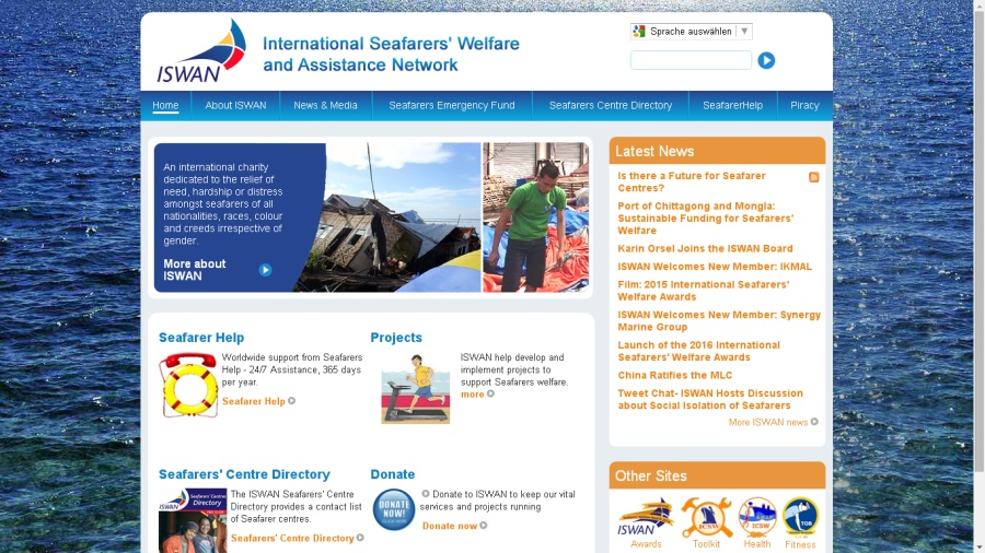 international seafarers welfare and assistance network